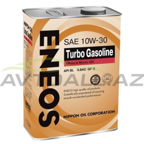 Eneos 10w30 4L Turbo Gasoline SL