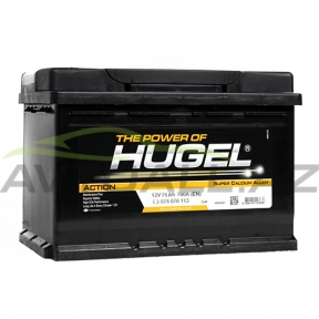Hugel 75Ah R+ Action