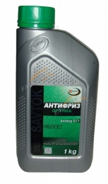 Antifiriz SAVTOK OPTIMA GREEN 1L