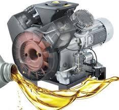 Компрессорное масло  Kompressor Yağı