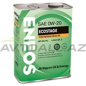 Eneos 0w20 4L SN Ecostage