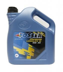 Fosser Longlife III 5W30  4L