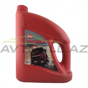 P.O T-Dizel Extra 15w40  7L