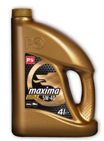 P.O Maxima 5W40  4L