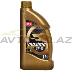 P.O Maxima 5w40  1L