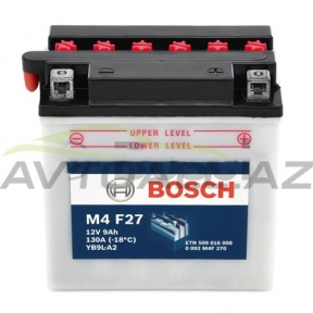 Bosch Moto 9Ah M4 F27