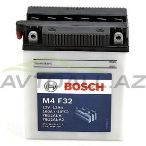 Bosch Moto 12Ah M4 F32