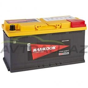 Hankook 95Ah R+ AGM
