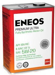 ENEOS 5/20 4L SN PREMIUM