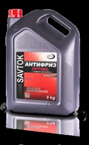 Antifiriz SAVTOK OPTIMA RED  5L