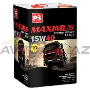 P.O T-Dizel Extra 15w40  18L