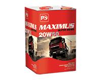 P.O S-Diesel 20W50  7L