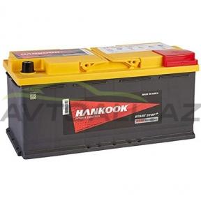 Hankook 105Ah R+ AGM