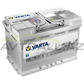 Varta 70Ah R+ AGM E39 Start-Stop