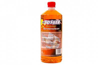Fosser screenclean summer 1L